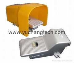 Foot Pedal for sandblasting and grinding