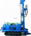drilling crawler rig