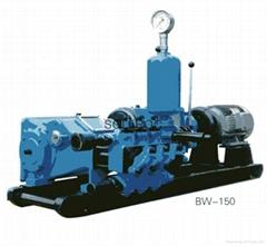 Mud pump BW150, BW250, BW320