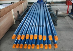 DTH drill pipes, drill rods, drill tubes