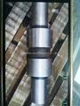 excavator and bulldozer idler spare parts shaft D375