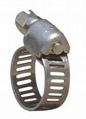 不锈钢小美式喉箍
