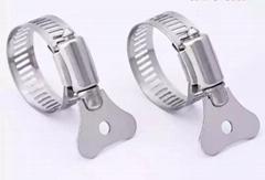 不鏽鋼手柄喉箍