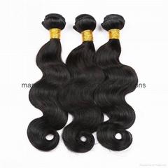 Peruvian virgin hair 8A unprocessed virgin hair bundle body wave
