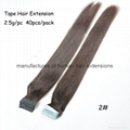 virgin hair human hair extensions tape hair extensions