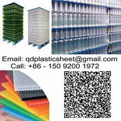 Polypropylene Plastic PP Separator Sheets for Bottles