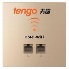 wifi酒店客房无线上网AP