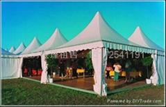 歐式德國大棚,德國式會展大棚,歐式展覽篷房