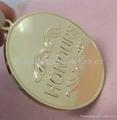 running medal,sport medal 3