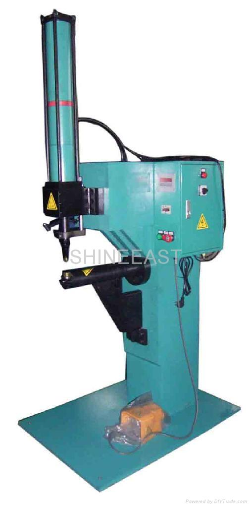 Machine Parts Product : Pneumatic clinch machine app shineeast china