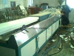 木塑型材生产线