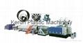 PE PP-R 管材生产线