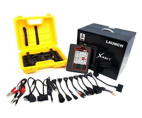 Launch X431 V(X431 Pro) Wifi/Bluetooth Diagnosis