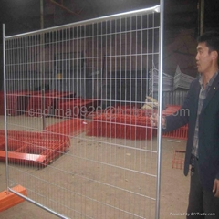 Temporary Fence Panel Manufacturing