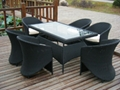 new rattan garden furniture outdoor
