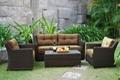 Flexible Combine Rattan Outdoor Furniture Sj001 Akando