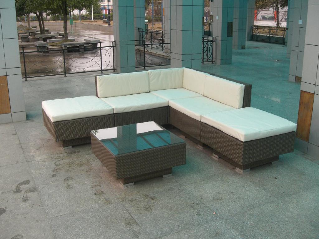 new design rattan patio furniturefree assemble
