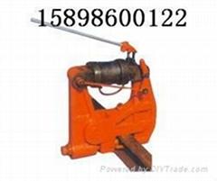 液压钢轨挤孔机简单好用 价格实惠