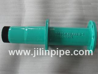 Flange spigot piece 2