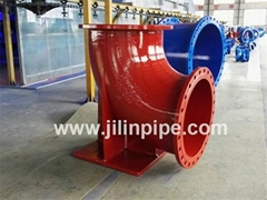 Ductile iron pipe fittings(Flanged type)