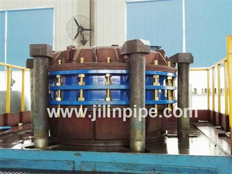 Ductile iron dismantling joint 1