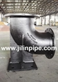 Ductile iron pipe fittings(Flanged type) 3