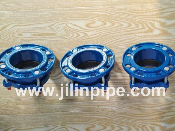 ductile iron pipe fittings-flange adaptor 1