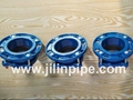 ductile iron pipe fittings-flange