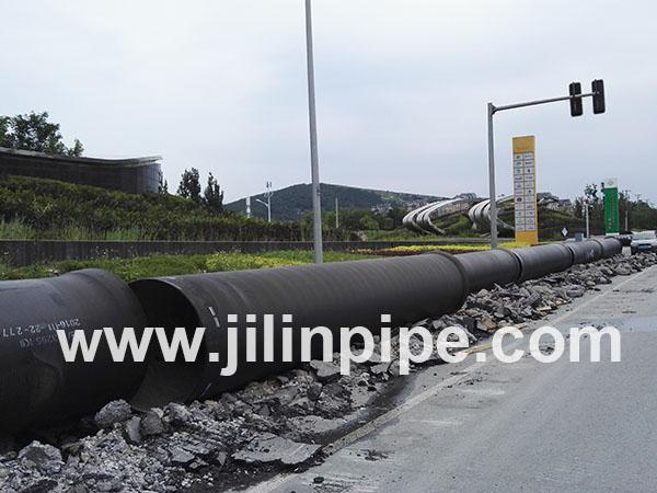 Ductile iron pipe 2