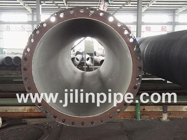 Ductile iron pipe 4