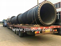 ISO 2531ductile iron pipe