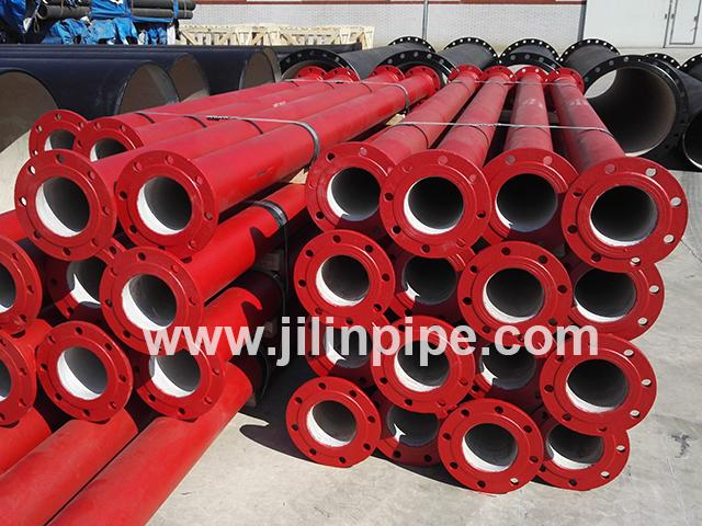 ISO 2531ductile iron pipe 3