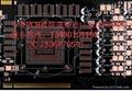 供应深圳黑色油墨FR4刚性电路板批量PCB快板打样 4
