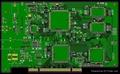 供应深圳黑色油墨FR4刚性电路板批量PCB快板打样 5