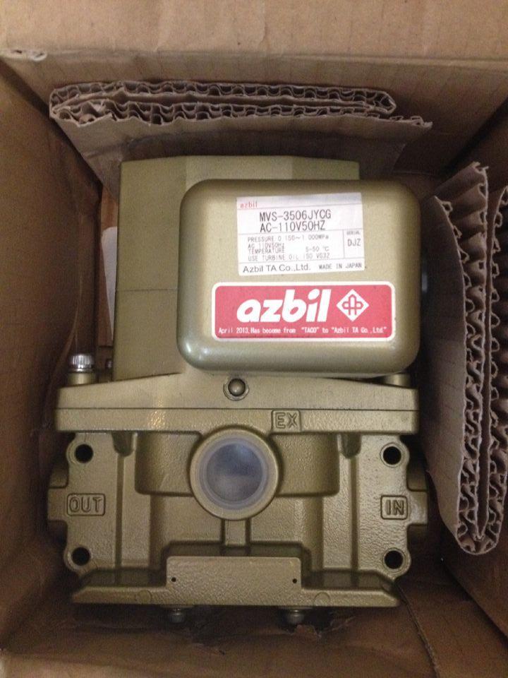 供應日本TACO , Azbil 電磁閥,雙聯電磁閥 , 沖床離合器電磁閥 1