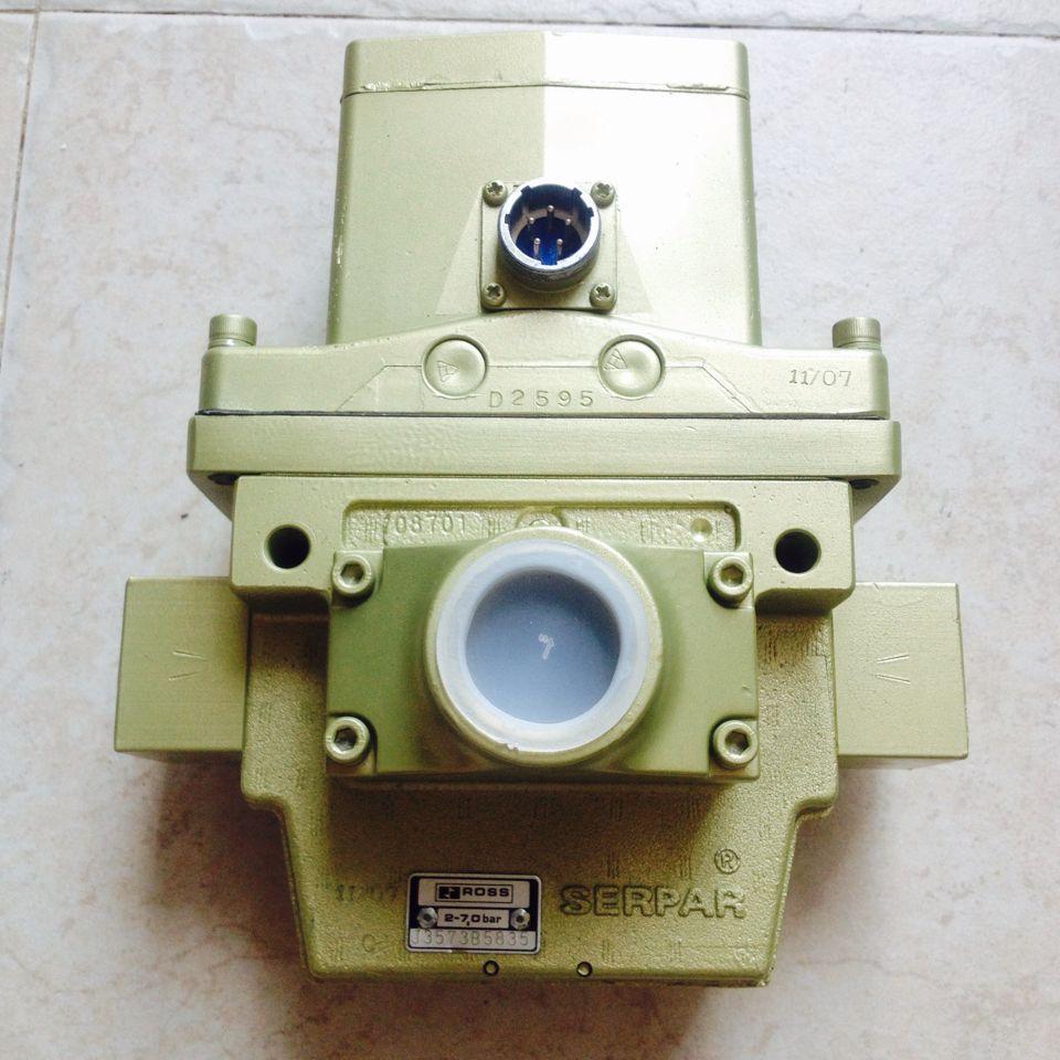 供應ROSS 雙聯電磁閥J3573B5835 ; J3573B4987 1