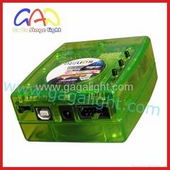 Sunlite usb interface DMX controller/DMX