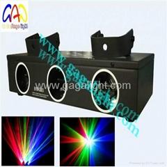 B10RGB\3 Motor Step Laser light / stage lighting