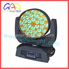New Led moving head light wash with 30 x 12W 4in1 / led beam light
