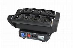13CH 18CH Beam Moving Head Laser Light Rgbw LED Spider Lights Disco Equipment