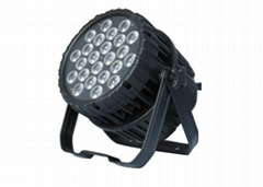 Auto Mode 24 X 15W LED Pars Lighting / Par LED RGBW IP65 Energy - Saving