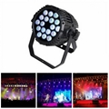 18X10W Outdoor LED PAR Can Light with