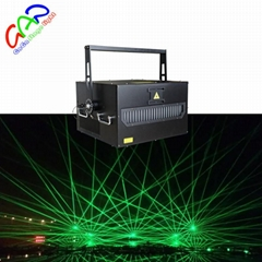 High quality factory outlet RGB 30w party dmx512 laser light projector outdoor l
