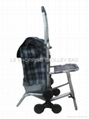 shopping trolley with three wheel and seat 3