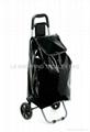 PVC shopping trolley bag