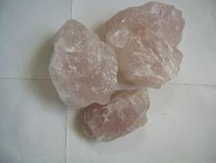 芙蓉石(rose quartz)