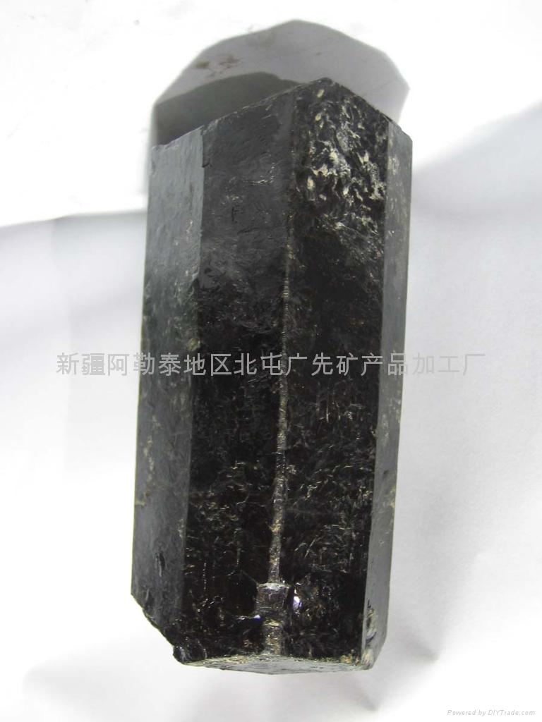 Single Crystal Grade Rough Ground Tourmaline