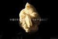 (纯天然)白水晶方解石矿标