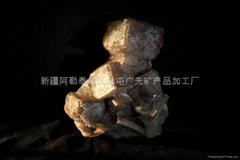 (   )方解石