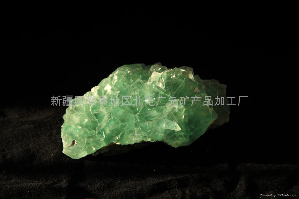 (   )綠螢石 1